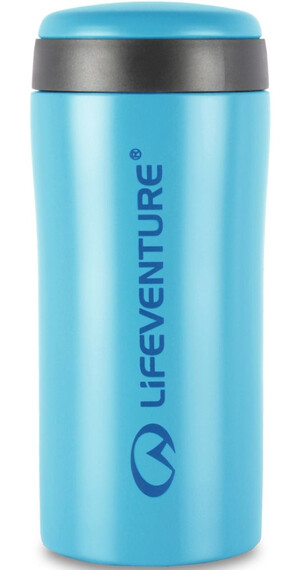Lifeventure Thermal Mug Matt Aqua